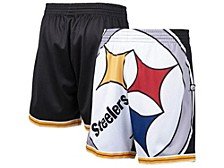 Men's Pittsburgh Steelers Big Face Shorts