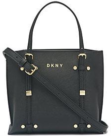 DKNY Bo Leather Mini Crossbody