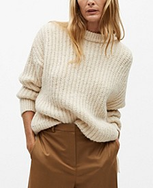 Women's Fringes Knit Sweater