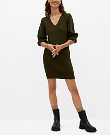 Women's Fine Knitted Dress