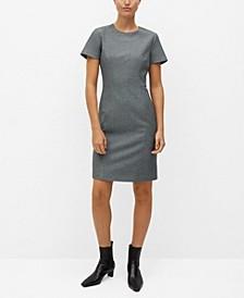 Women's Tailored Short Dress