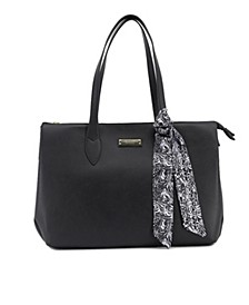 Women's Triple Section Satchel