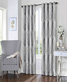 Caprese Thermalayer Blackout Window Curtain 52 x 108