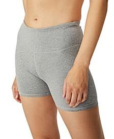 Women's High Waisted Shorty Short