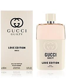 Guilty Love Edition 2021 Pour Femme Eau de Parfum, 3-oz.
