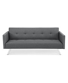 Damon 3-Position Convertible Sofa with Power and USB Ports