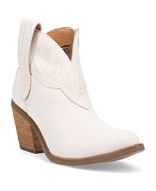 Point of View Women's Booties