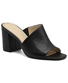Women's Albi Block Heel Slide Sandals