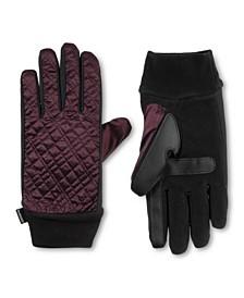 Women's Sleekheat Quilted Gloves
