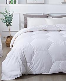 Honeycomb Down Alternative Comforter, Twin