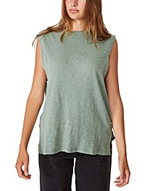 Women's Miki Side Split Tank