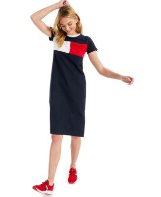 Logo Midi T-Shirt Dress