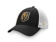 Vegas Golden Knights Locker Room Trucker Cap