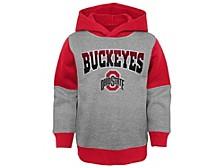 Ohio State Buckeyes Toddler Sideline Sweatshirt Set