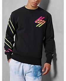 Men's Sport-Style Energy Crew Sweatshirt