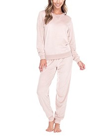 Dream Queen Fleece Loungewear Set