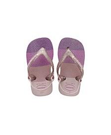 Kids Baby Palette Glow Flip Flop Sandal