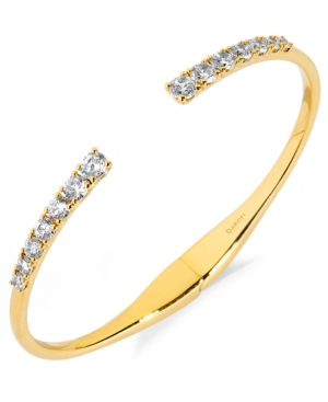Cubic Zirconia Cuff Bracelet