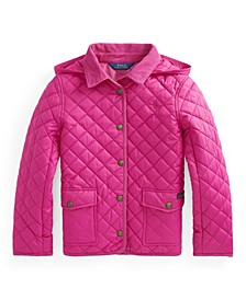 Big Girls Water Repellent Barn Jacket