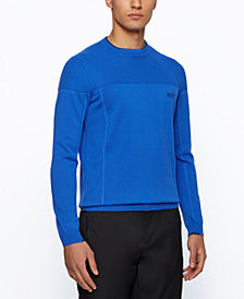 BOSS Men's Ricon Regular-Fit Sweater