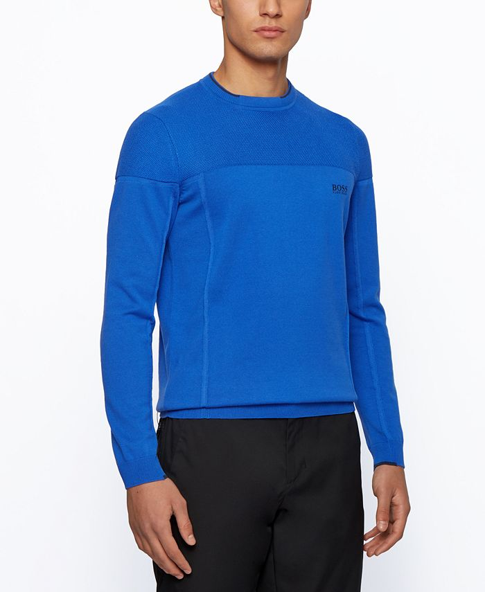 Hugo Boss - Men's Ricon Regular-Fit Sweater