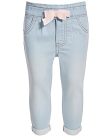 Toddler Girls Bow Jeans, Created for Macy's