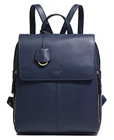 Lorne Close Large Flapover Backpack