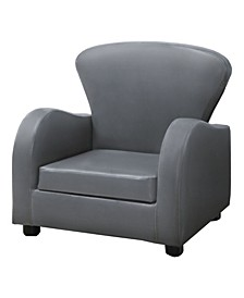 Juvenile Leather-Look Chair