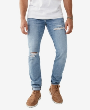 True Religion MEN'S ROCCO SKINNY FIT JEANS