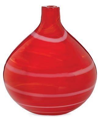 Evolution By Waterford Agate Bottle Vase 105 Bowls Vases Macys