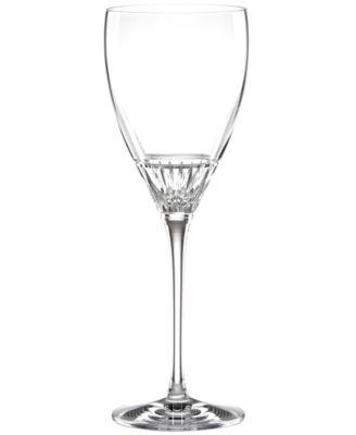 Collins Avenue Wine Glass
