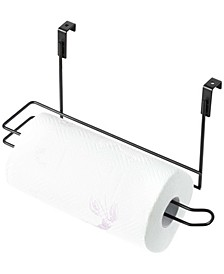 Over The Cabinet Paper Towel Holder
