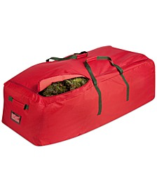 Artificial Tree Canvas Rolling Storage Bag