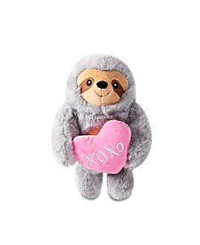 Hugs & Kisses Plush Dog Toy