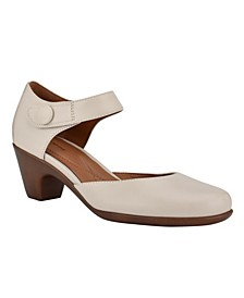 Women's Clarice Mary-Jane Pumps
