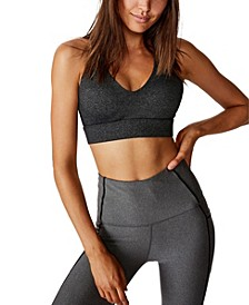 Women's Workout Training Crop Bra