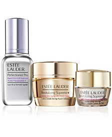 3-Pc. Radiant Skin Lift, Firm, Brighten Set