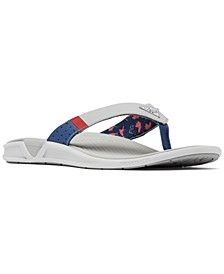 Men's Rostra PFG Flip-Flop Sandals