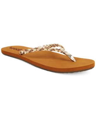Image of Reef Twisted Stars Flip Flops