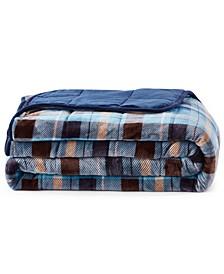 3-Piece Weighted Blanket or Comforter Set, Queen