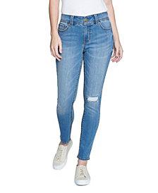 Women's Thick Stitch Skinny Jean