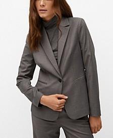Women's Essential Structured Blazer