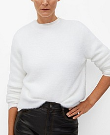 Women's Fluffy Sweater