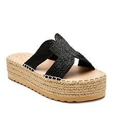 Beach By Women's Cool Off Platform Sandal