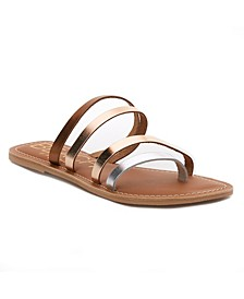 Beach By Women's Summertime Sandal
