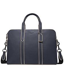 Men's Metropolitan Soft Pebble Leather Briefcase