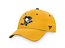 Pittsburgh Penguins Alt Logo Adjustable Cap