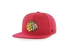 Chicago Blackhawks Pro Fitted Cap