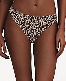 Women's Soft Stretch Thong Underwear 11D9