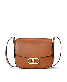 Addie Medium Leather Crossbody